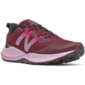 New Balance Nitrel V4 Shoes Women, rood
